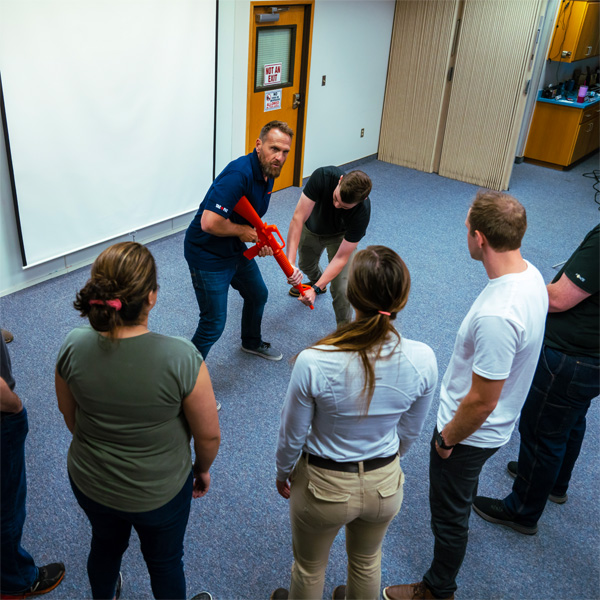 Government Active Shooter Training